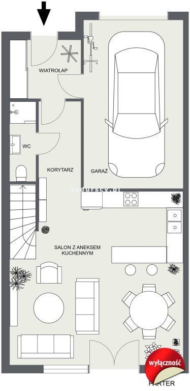 Dom na sprzedaż Liszki, Rączna, Rączna, Rączna  131m2 Foto 5