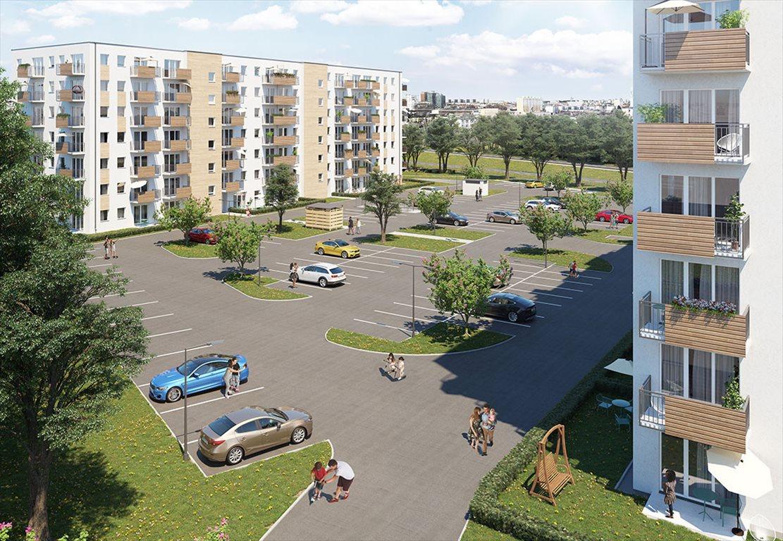 Mieszkanie dwupokojowe na sprzedaż Poznań, Nowe Miasto, Wagrowska  35m2 Foto 8