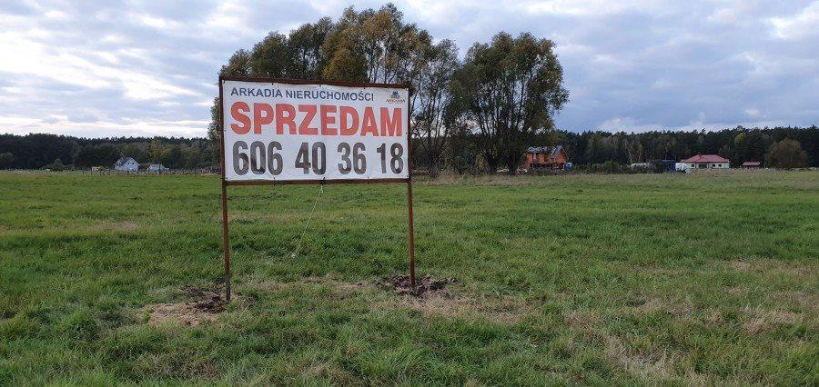 Działka rolna na sprzedaż Dobra, TRASZKI  3350m2 Foto 10