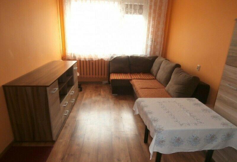 Mieszkanie dwupokojowe na wynajem Gdańsk, Brzeźno, Hallera  27m2 Foto 2