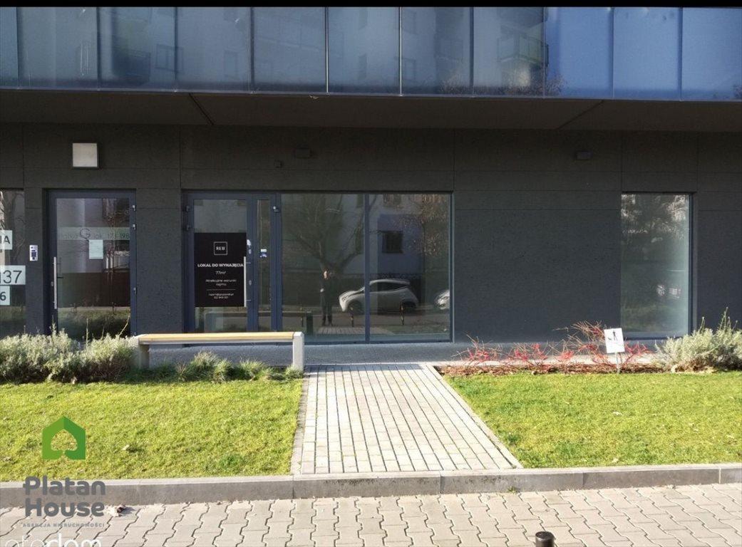Lokal użytkowy na sprzedaż Warszawa, Bielany, Sokratesa  77m2 Foto 2