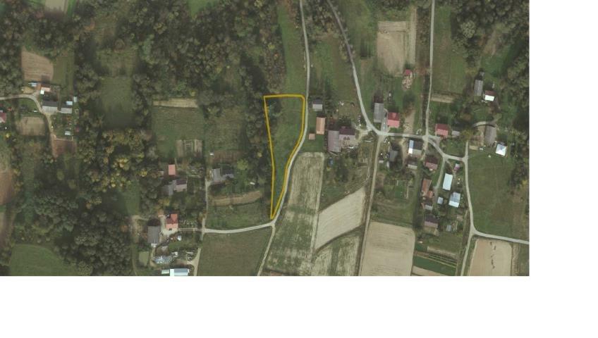 Działka budowlana na sprzedaż Hłudno  2853m2 Foto 5