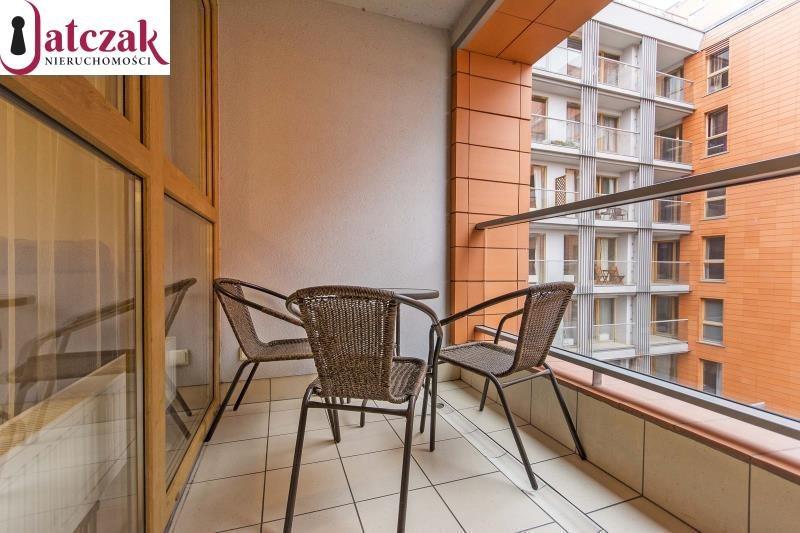 Mieszkanie dwupokojowe na wynajem Gdańsk, Śródmieście, AURA, TORUŃSKA  43m2 Foto 8