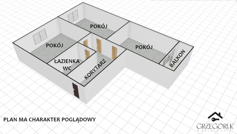 Lokal użytkowy na wynajem Białystok, Centrum  50m2 Foto 5