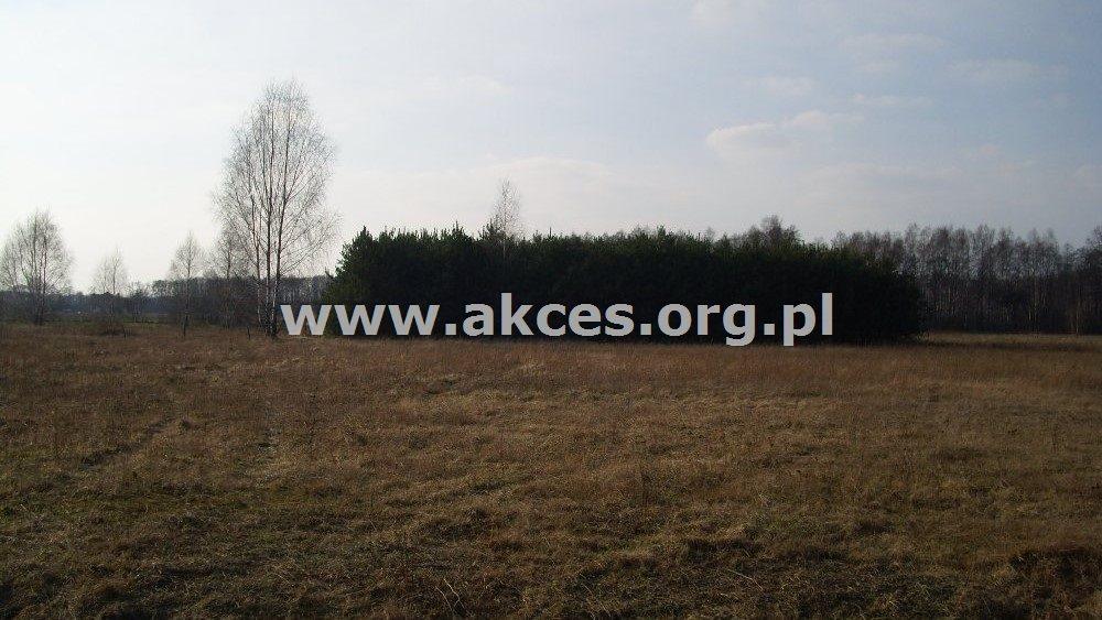 Działka budowlana na sprzedaż Marylka, Akacjowa  1448m2 Foto 1