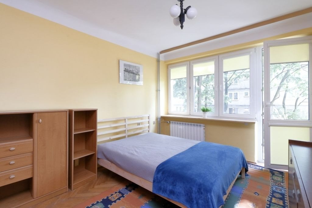 Mieszkanie dwupokojowe na wynajem Warszawa, Praga-Północ, Targowa  44m2 Foto 1
