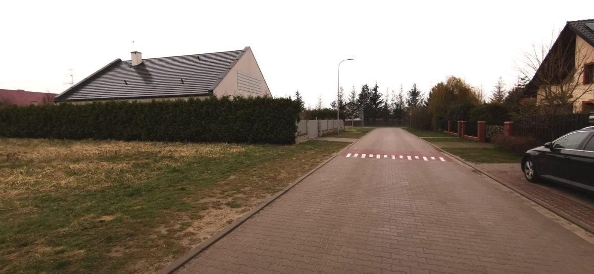 Działka budowlana na sprzedaż Robakowo, Polna  852m2 Foto 8