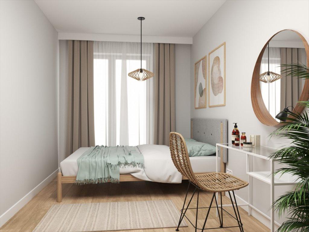 Mieszkanie trzypokojowe na sprzedaż Kraków, Bieżanów, Półłanki  46m2 Foto 5