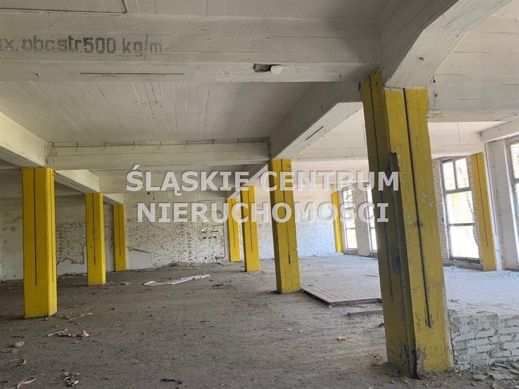 Lokal użytkowy na sprzedaż Zabrze, Zaborze, Lompy  2748m2 Foto 1