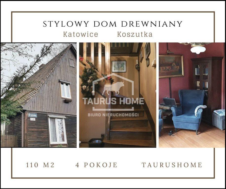 Dom na sprzedaż Katowice, Koszutka  110m2 Foto 1