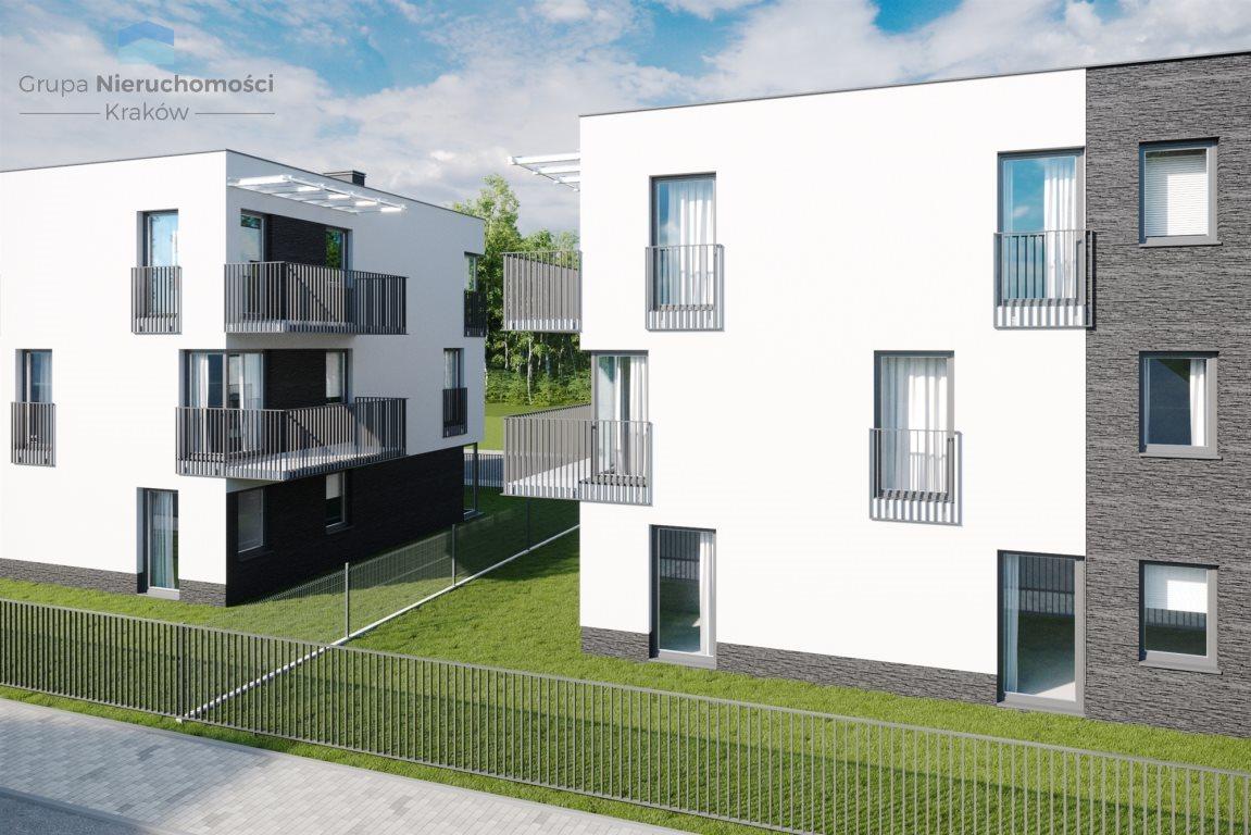 Mieszkanie trzypokojowe na sprzedaż Kraków, Bronowice, Mydlniki, Wincentego Weryhy-Darowskiego  49m2 Foto 6