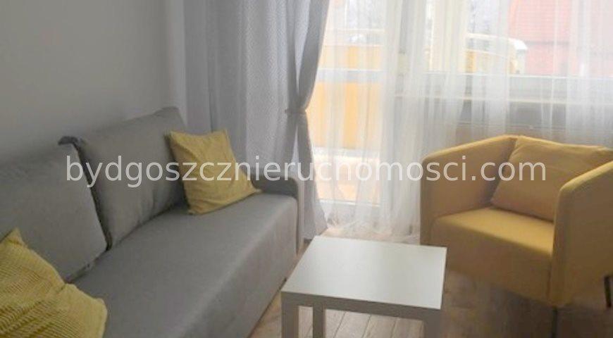 Mieszkanie dwupokojowe na wynajem Bydgoszcz, Wyżyny  46m2 Foto 2