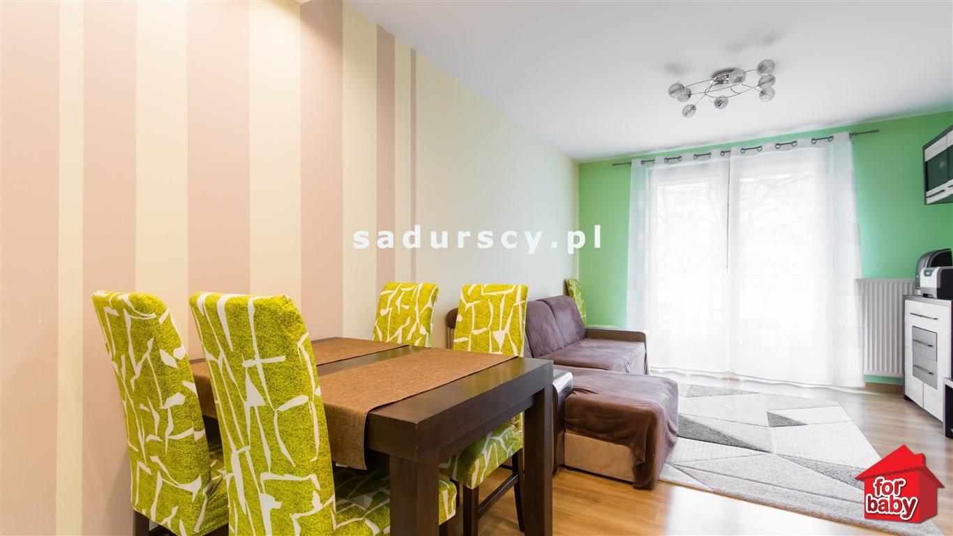 Mieszkanie trzypokojowe na sprzedaż Kraków, Dębniki, Osiedle Podwawelskie, Dworska  59m2 Foto 4