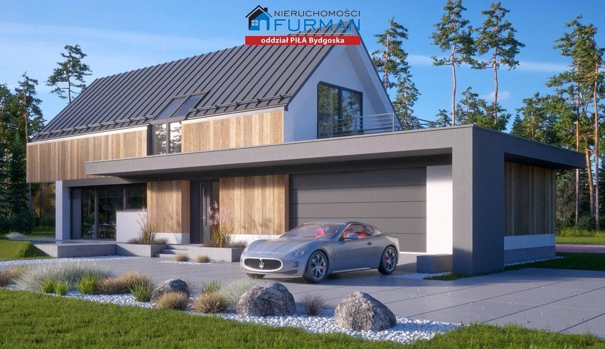 Dom na sprzedaż Piła, Podlasie, Ogrodowa  164m2 Foto 3