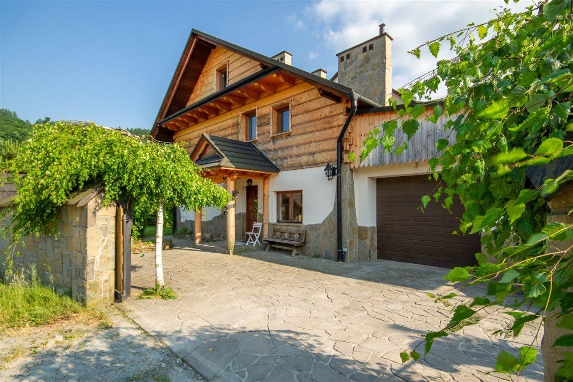 Dom na sprzedaż Myślenice, Stróża  200m2 Foto 1