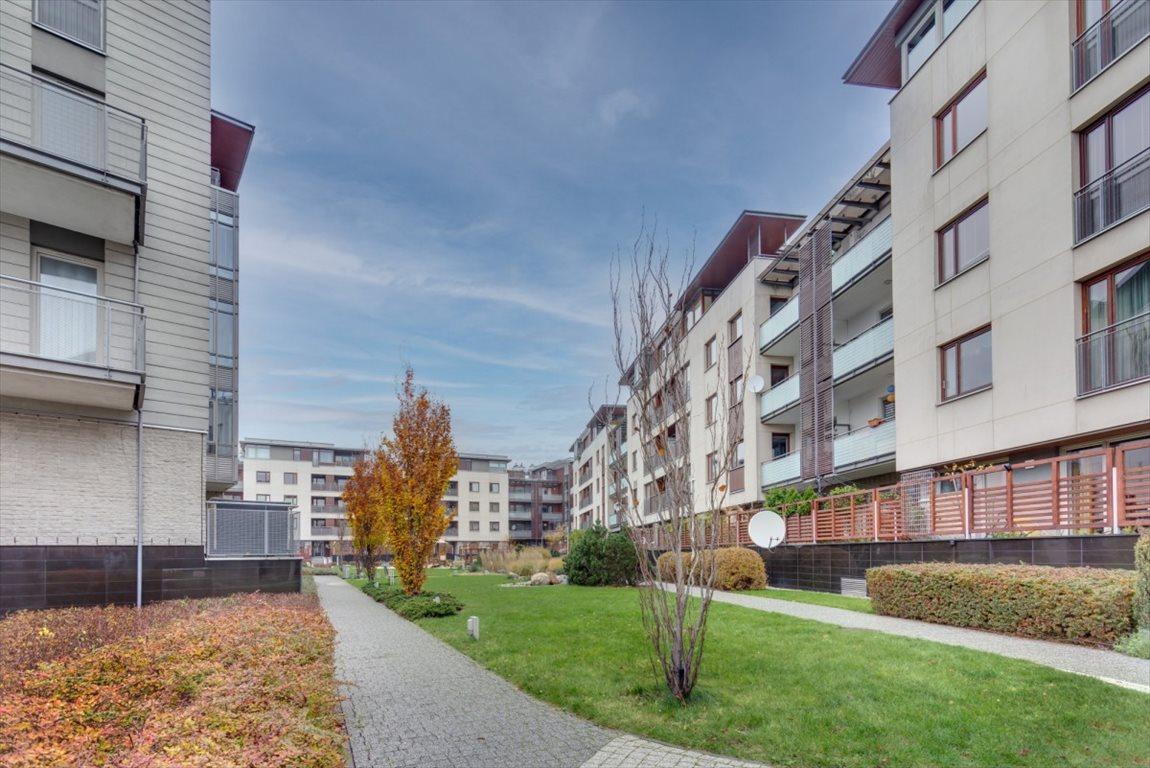 Mieszkanie dwupokojowe na sprzedaż Warszawa, Wilanów, Aleja Rzeczypospolitej  55m2 Foto 1