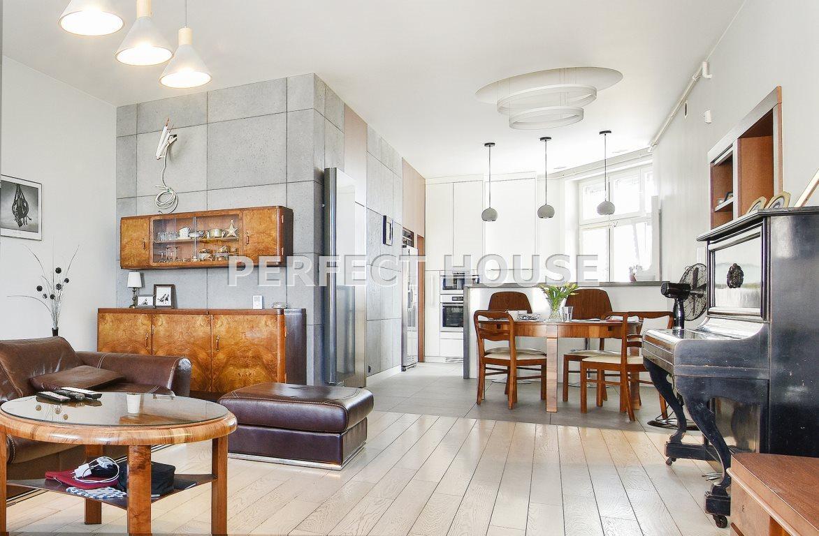 Mieszkanie trzypokojowe na sprzedaż Poznań, Centrum  124m2 Foto 1