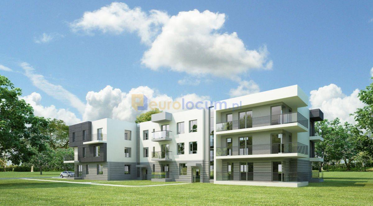 Mieszkanie trzypokojowe na sprzedaż Kielce, Podkarczówka, Kryształowa  53m2 Foto 1