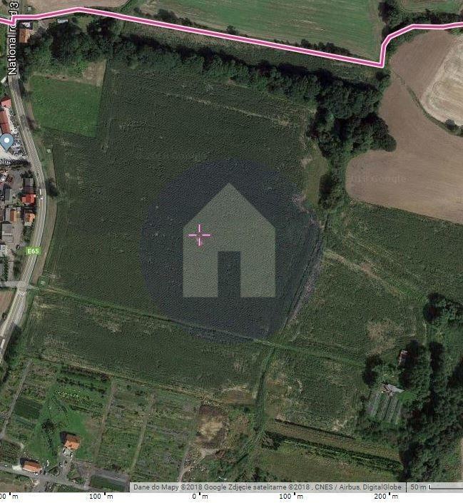 Działka budowlana na sprzedaż Koiszków  1200m2 Foto 6