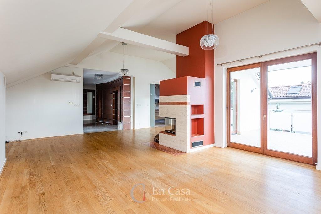 Mieszkanie na sprzedaż Warszawa, Wilanów, Janczarów  190m2 Foto 3