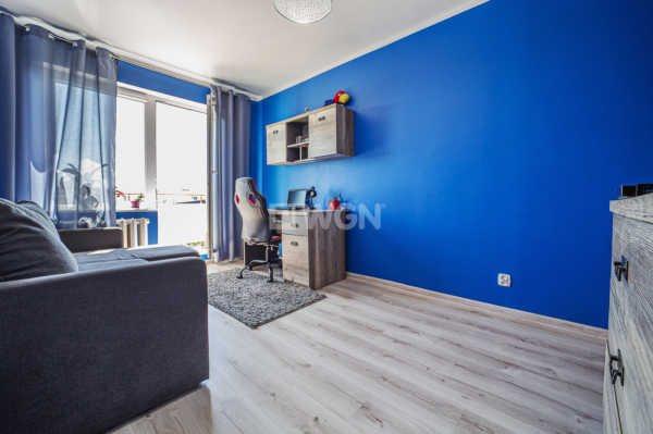 Mieszkanie czteropokojowe  na sprzedaż Trzebień, Leśna  78m2 Foto 12