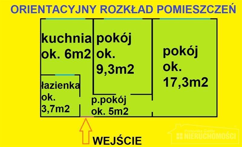Mieszkanie dwupokojowe na sprzedaż Szczecinek, Przychodnia, Przystanek autobusowy, Szkoła podstaw, Jeziorna  41m2 Foto 9