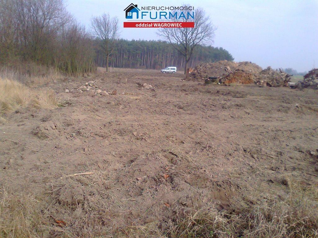 Działka budowlana na sprzedaż Bukowiec  1200m2 Foto 4