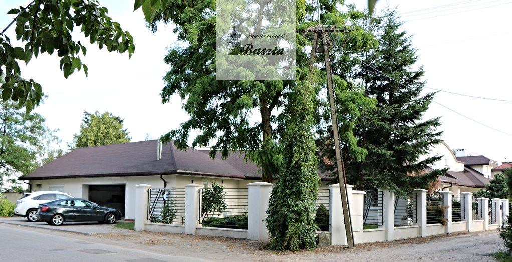 Luksusowy dom na sprzedaż Łomianki, Dąbrowa Rajska  700m2 Foto 9