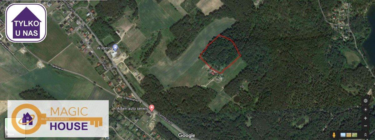 Działka leśna na sprzedaż Gołubie  18900m2 Foto 11
