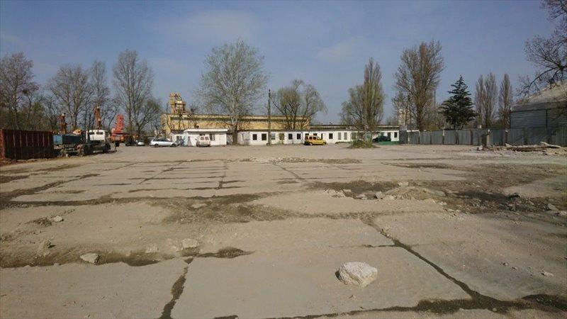 Działka przemysłowo-handlowa pod dzierżawę Wrocław, Fabryczna, Żerniki, Szczecińska  6000m2 Foto 5