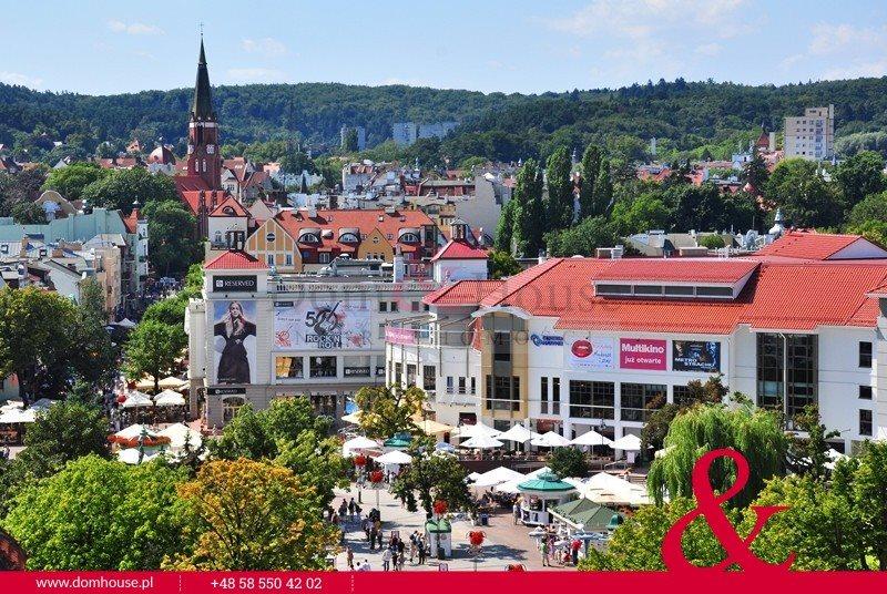 Lokal użytkowy na wynajem Sopot, Centrum, Bohaterów Monte Cassino  85m2 Foto 3
