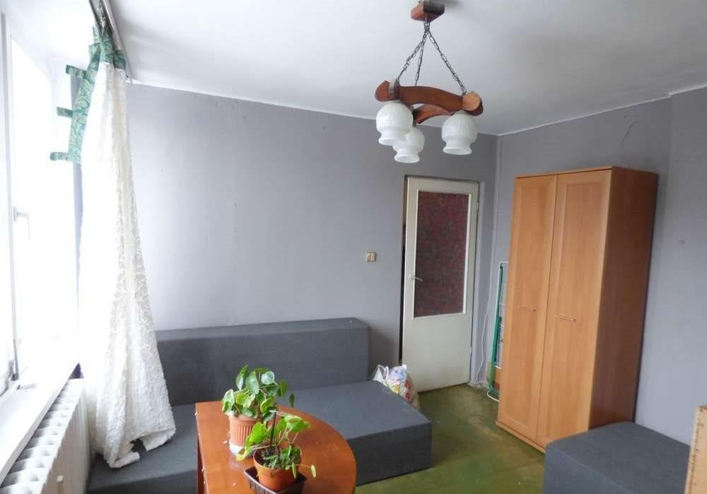 Mieszkanie trzypokojowe na sprzedaż Ruda Śląska, Nowy Bytom, ruda śląska  46m2 Foto 2