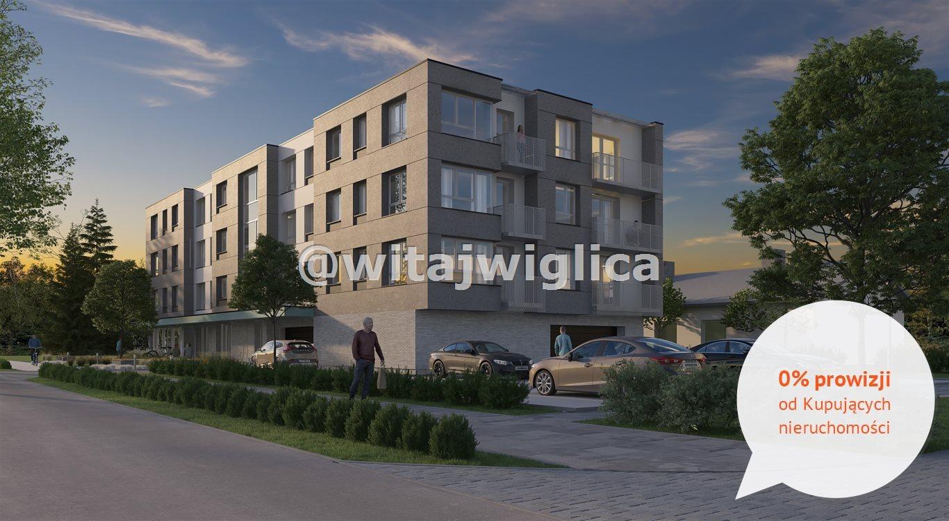 Mieszkanie trzypokojowe na sprzedaż Wrocław, Psie Pole, Sołtysowice, Poprzeczna  45m2 Foto 2