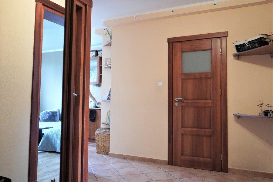 Mieszkanie dwupokojowe na sprzedaż Szczecin, Książąt Pomorskich, ŁUCZNICZA  53m2 Foto 7