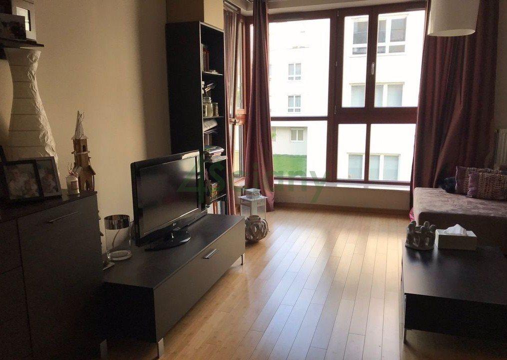Mieszkanie dwupokojowe na wynajem Warszawa, Wilanów, Sarmacka  55m2 Foto 7