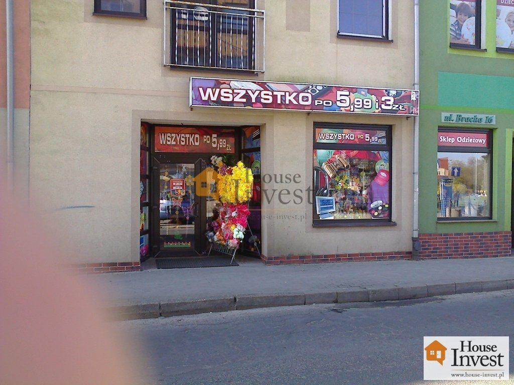 Lokal użytkowy na wynajem Żagań, Bracka  84m2 Foto 3