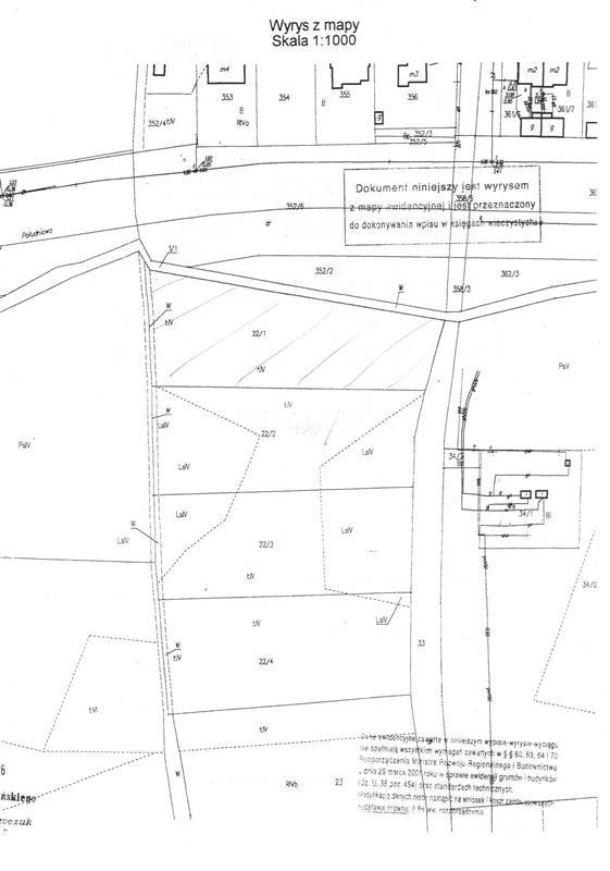 Działka budowlana na sprzedaż Sarbinowo, Nad Rozlewiskiem, Nad Rozlewiskiem, Nad Rozlewiskiem  3000m2 Foto 1