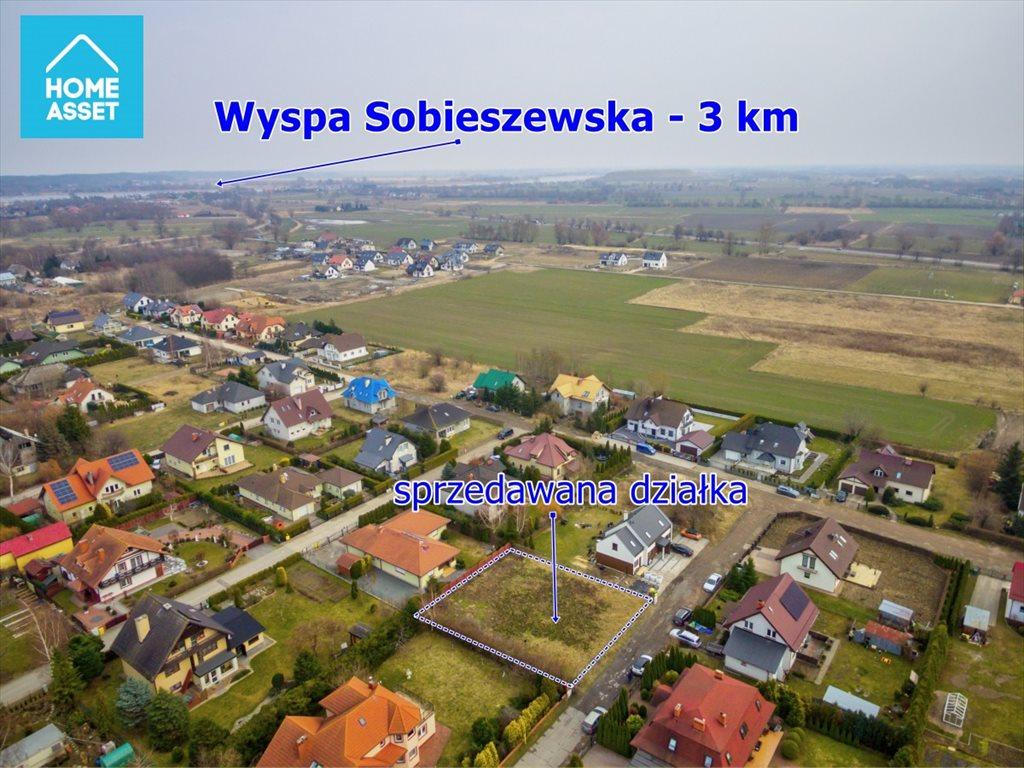 Działka budowlana na sprzedaż Wiślinka, Koralowa  732m2 Foto 3