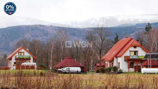 Lokal użytkowy na sprzedaż Karpacz, Miłków  11000m2 Foto 1