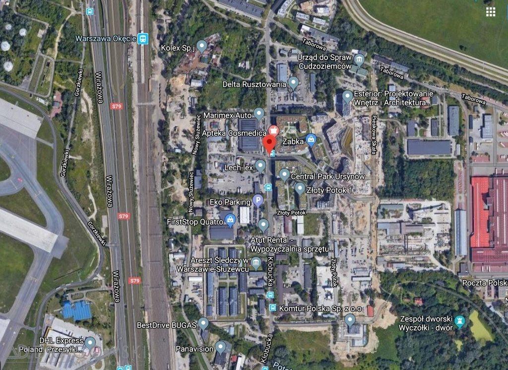 Lokal użytkowy na wynajem Warszawa, Ursynów, Kłobucka  116m2 Foto 1