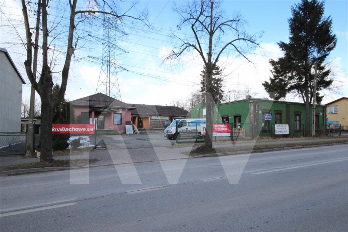 Lokal użytkowy na sprzedaż Będzin, Pokoju  411m2 Foto 1
