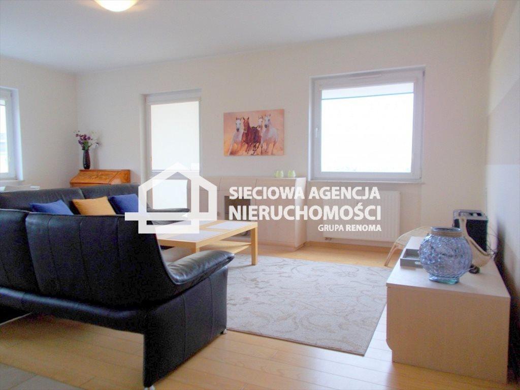 Mieszkanie trzypokojowe na wynajem Gdańsk, Chełm, Anny Jagiellonki  70m2 Foto 9