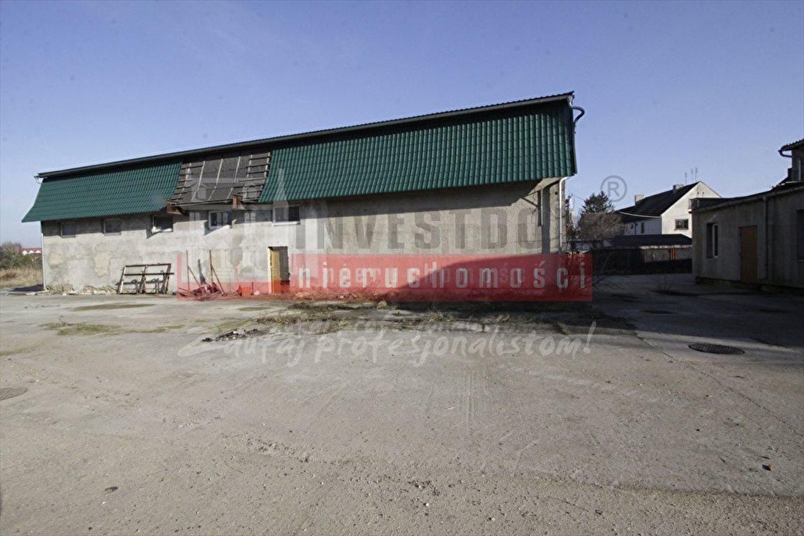 Lokal użytkowy na sprzedaż Gorzów Śląski  860m2 Foto 3
