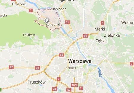 Lokal użytkowy na sprzedaż Łomianki, Sadowa, Kolejowa  10000m2 Foto 7