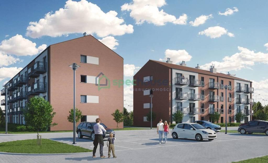 Mieszkanie dwupokojowe na sprzedaż Luboń, Armii Poznań  51m2 Foto 4
