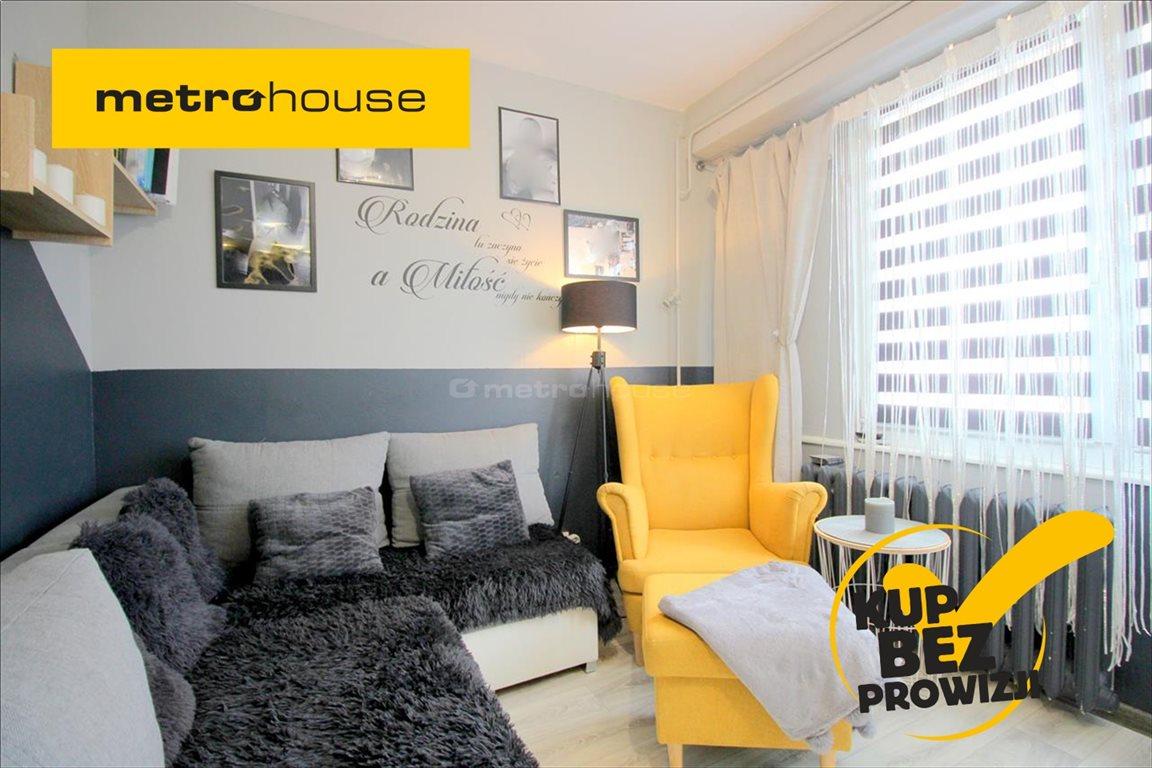 Mieszkanie trzypokojowe na sprzedaż Pabianice, Piaski  49m2 Foto 1