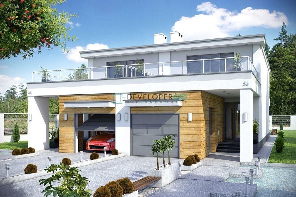 Dom na sprzedaż Ostrów Mazowiecka, Północna  155m2 Foto 1