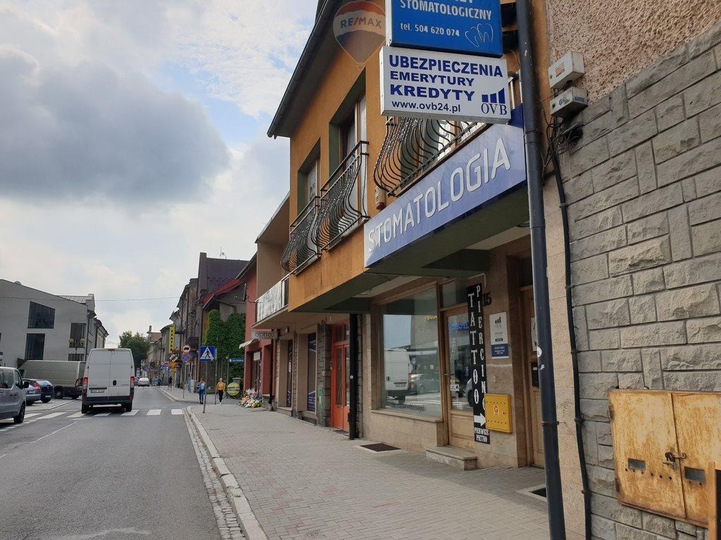 Lokal użytkowy na wynajem Nowy Targ, Jana III Sobieskiego  36m2 Foto 2