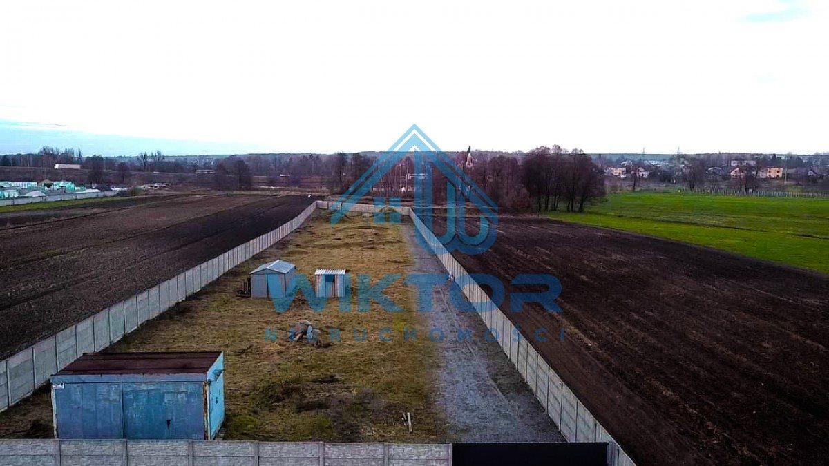 Działka przemysłowo-handlowa pod dzierżawę Żory, Kleszczów, Ogrodnicza  4020m2 Foto 4