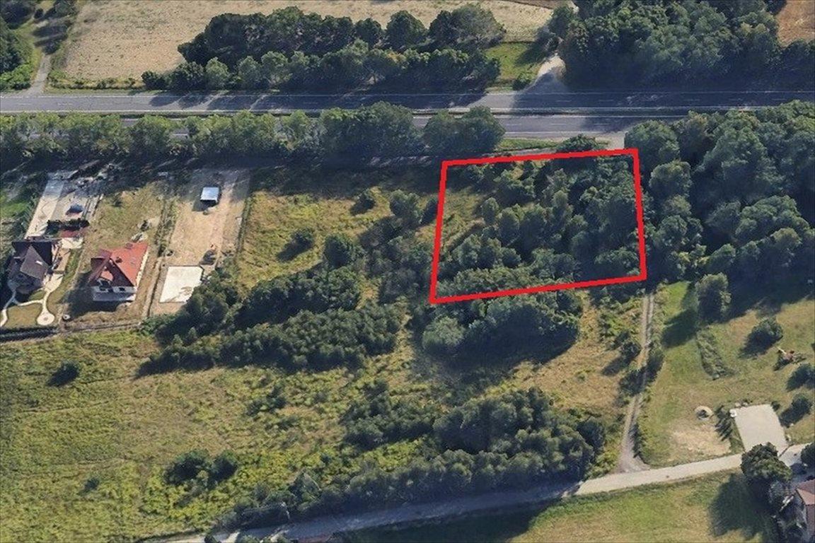 Działka rolna na sprzedaż Mikołów, Gniotek  2493m2 Foto 1